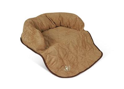 Sofa bed tan 80 x 70 cm de dierenkoning dierenspeciaalzaak for Sofa 70 cm profundidad