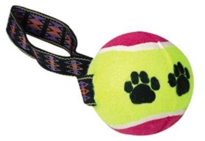 Tennisbal met handvat 9,5 cm
