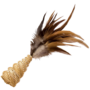 Kong-Naturals-Straw-Cone-+-Feathers