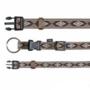 Trixie-Cherokee-nylon-halsband-in-4-maten