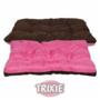Trixie-Gary-Rechthoekig-kussen-Roze-Bruin-70-x-50-cm