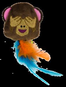 Emoji Cat - Catmoji Monkey met Madnip