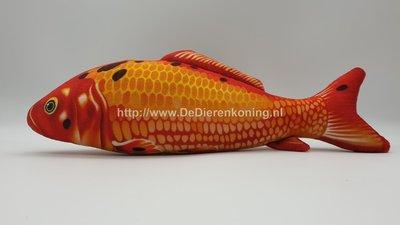 Pluche Koi Stinkvis 30 cm met 10 gram Valeriaan Kleur 1