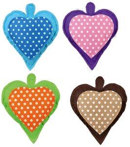 Valeriaan-Hart in diverse kleuren