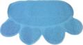 Boon-Kattenbakmat-Poot-Lichtblauw-60-x-45-cm