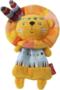 GiGwi-Kattenspeelgoed-Happy-Indians-Leeuw-16-cm