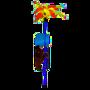 Duvo+-Speelhengel-met-veren-62-cm