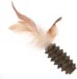 Categories-Feather-Fletcher-Geperste-Catnip-met-veren