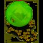 PetSafe-Slimcat-voederbal-Groen