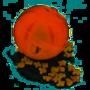 PetSafe-Slimcat-voederbal-Oranje